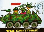 okładka Tytus Romek i Atomek. Księga IV. Tytus żołnierzem, Książka   Henryk Jerzy Chmielewski