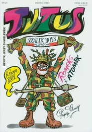 okładka Tytus Romek i Atomek. Księga XXIV. Tytus w NATO, Książka | Henryk Jerzy Chmielewski