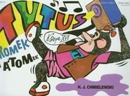 okładka Tytus Romek i Atomek. Księga XVII. Tytus muzykiem, Książka | Henryk Jerzy Chmielewski
