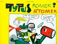 okładka Tytus Romek i Atomek. Księga II. Tytus zdaje na prawo jazdy, Książka   Henryk Jerzy Chmielewski