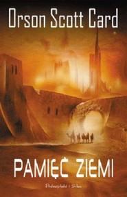 okładka Pamięć ziemi, Książka | Orson Scott Card
