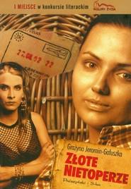 okładka Złote nietoperze, Książka | Grażyna Jeromin-Gałuszka