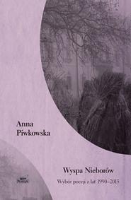 okładka Wyspa Nieborów, Książka   Piwkowska Anna