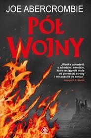okładka Pół wojny, Książka | Joe Abercrombie