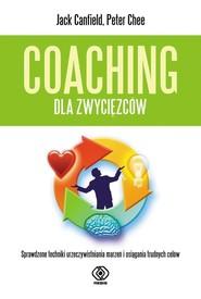 okładka Coaching dla zwycięzców, Książka | Jack Canfield