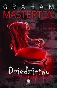 okładka Dziedzictwo, Książka | Graham Masterton