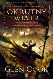 okładka Okrutny wiatr, Książka | Cook Glen
