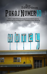 okładka Pokój numer 10, Książka | Åke Edwardson