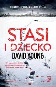 okładka Stasi i dziecko, Książka | David Young