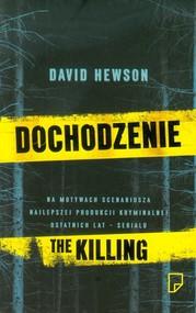 okładka Dochodzenie, Książka   David Hewson