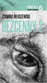 okładka Bezcenny 2, Książka | Zygmunt Miłoszewski