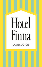 okładka Hotel Finna, Książka | James Joyce