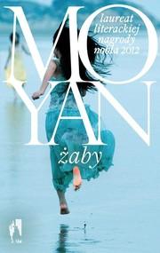 okładka Żaby, Książka | Yan Mo