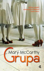 okładka Grupa, Książka | McCarthy Mary