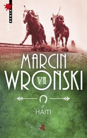 okładka Haiti, Książka | Marcin Wroński
