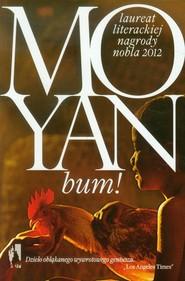 okładka Bum!, Książka | Yan Mo