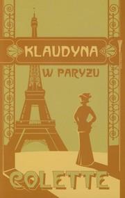 okładka Klaudyna w Paryżu, Książka | Colette