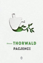 okładka Pacjenci, Książka | Jürgen Thorwald