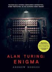 okładka Alan Turing Enigma, Książka   Andrew Hodges
