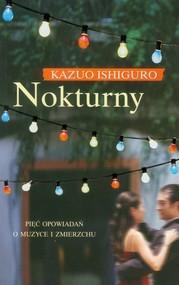 okładka Nokturny, Książka | Kazuo Ishiguro