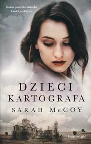 okładka Dzieci kartografa, Książka | McCoy Sarah