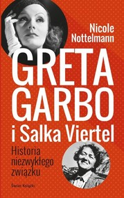 okładka Greta Garbo i Salka Viertel, Książka | Nottelmann Nicole