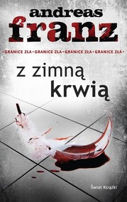 okładka Z zimną krwią, Książka | Andreas Franz