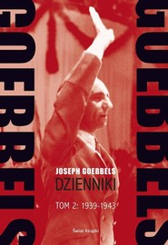 okładka Goebbels Dzienniki Tom 2 1939-1943, Książka   Goebbels Joseph
