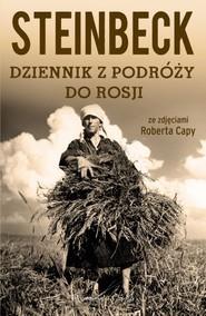 okładka Dziennik z podróży do Rosji, Książka | John Steinbeck