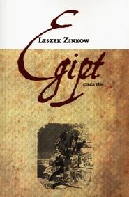 okładka Egipt Circa 1850, Książka | Leszek Zinkow