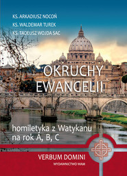 okładka Okruchy Ewangelii.Homiletyka z Watykanu na rok A, , Książka | Nocoń Arkadiusz