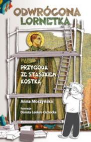 okładka Odwrócona lornetka, Książka | Anna Moszyńska