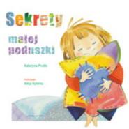 okładka Sekrety małej poduszki, Książka | Prudło Katarzyna