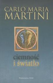 okładka Ciemność i światło, Książka | Carlo Maria Martini
