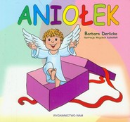 okładka Aniołek, Książka | Derlicka Barbara