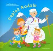 okładka Papież Rodzin, Książka | Skarżyńska Ewa