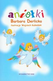 okładka Aniołki, Książka | Derlicka Barbara