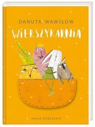 okładka Wierszykarnia, Książka | Wawiłow Danuta