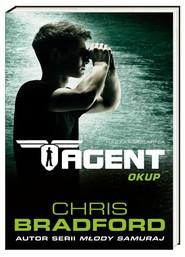okładka Agent Okup, Książka   Chris Bradford