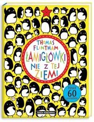 okładka Łamigłówki nie z tej ziemi, Książka | Flintham Thomas