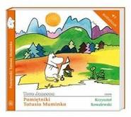 okładka Pamiętniki Tatusia Muminka. Audiobook, Książka   Tove Jansson