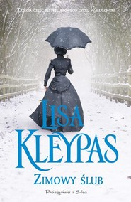 okładka Zimowy ślub, Książka | Lisa Kleypas