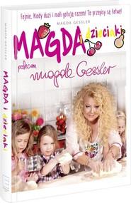 okładka Magda i dzieciaki, Książka | Magda Gessler