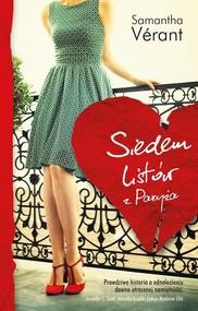 okładka Siedem listów z Paryża, Książka | Verant Samantha