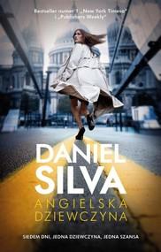 okładka Angielska dziewczyna, Książka | Daniel Silva