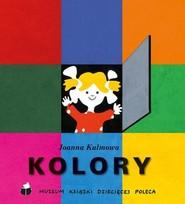 okładka Kolory, Książka | Kulmowa Joanna