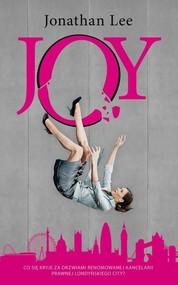 okładka Joy, Książka | Jonathan Lee