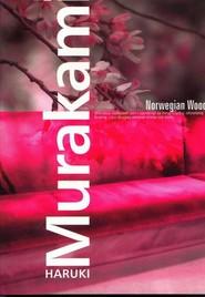 okładka Norwegian Wood, Książka | Haruki Murakami