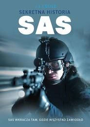 okładka Sekretna historia SAS, Książka | Cecile Jean-Jacques