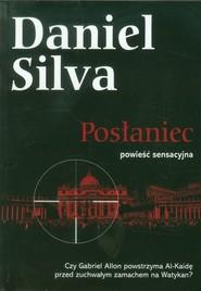 okładka Posłaniec, Książka | Daniel Silva